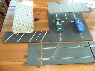 Scalextric A224 Paddock • 85£