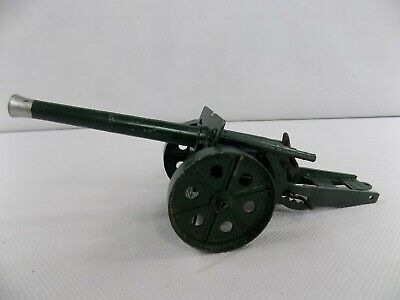 Britains Vintage 4.7 Naval Gun Mounted For Field Operation • 5£