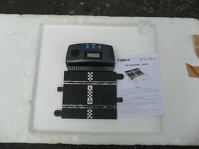 Scalextric Sport Track Electronic Lap Counter Timer C8215 • 8£