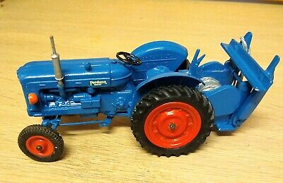 Britains Farm Fordson New Major Fitted With A Patterson Winch. • 34£
