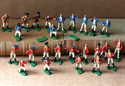 Britains Swoppets Toy Soldiers American War Of Independence X24 • 27.76£