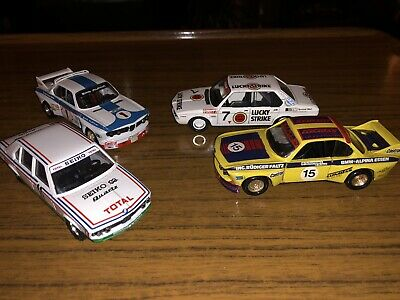 X4 1:43 Solido Detailed Hand Built Models  BMW Collection RARE • 25£