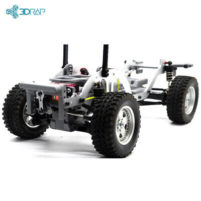 """Scaler Rc And Center Battery Mount For Cc-01 Conversion Kit """"longheroni"""" • 127.05£"""