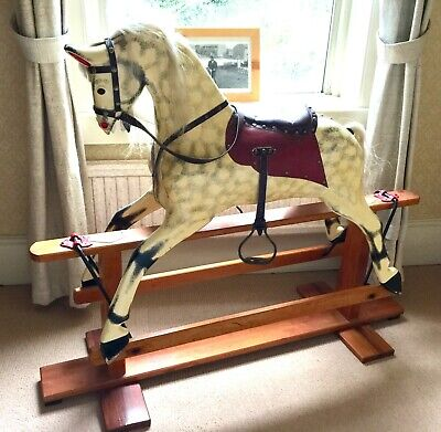 Vintage Rocking Horse - Collinsons - Professionally Restored   • 1,250£