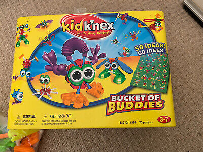 Kid K'nex For Young Builders 3-7 Years New • 20£
