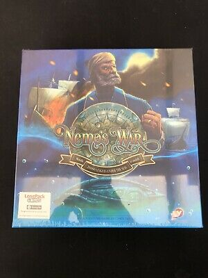BRAND NEW UNPUNCHED IN SHRINK Promotional Copy Nemo's War 2nd Edition • 49£