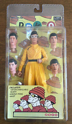 "Devo 2005 9"" Boxed/sealed Figure Collectible Whip It • 50£"