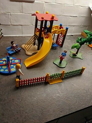 Play Mobile Pre School Playground 5568/ 5612 • 2.42£