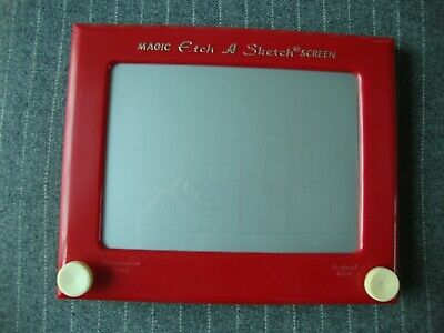 Vintage Magic Etch A Sketch - Working Order • 10.50£