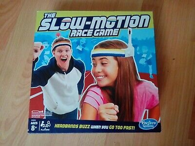 Hasbro The Slow-Motion Race Game • 8.99£