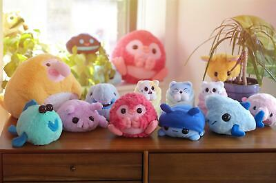 ™ Hashtag Collectibles Blobfish & Friends Teddies Plush Christmas Cuddly • 24.99£