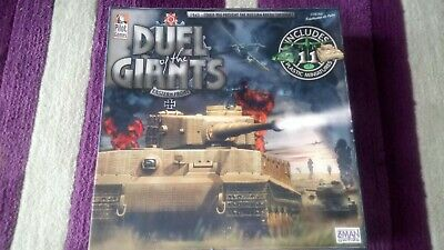 Duel Of The Giants Eastern Front Board Game By ZMAN Games ( Like Avalon Hill ). • 10£