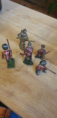 Vintage Lead Toy Soldiers • 5.99£