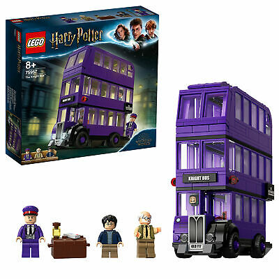 Lego Harry Potter The Knight Bus 75957 Triple Decker Brand New Sealed Stock • 24.99£