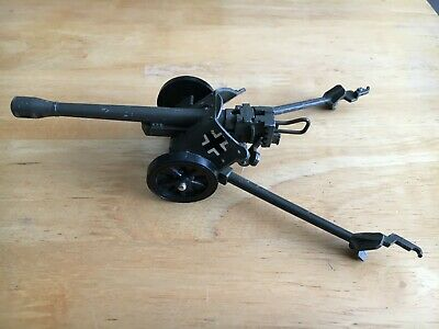 Britains German WW2  Anti-Tank Field Gun. From 1970s Made UK • 2.42£