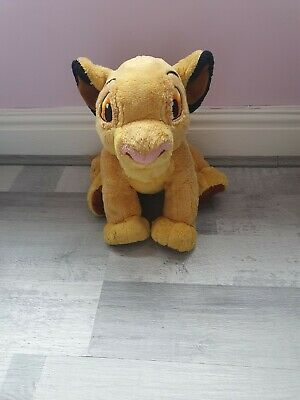 Authentic Disney Store Simba • 2£