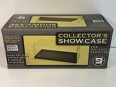 Display Case Black Base Stackable 1:24 Scale T9 24000 • 11.99£