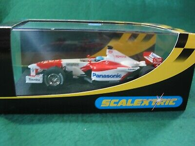 Scalextric C2455 Toyota F1 1002 #24 Bnib Deleted Collectable  • 39.99£