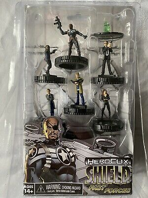 Heroclix Shield Marvel Fast Forces Set • 10£
