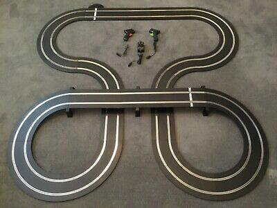 """Scalextric 1:32 Sport Track Layout """" All New Unboxed Track """"    ( T2 ) • 41.75£"""