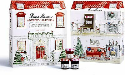 Bonne Maman 2020 LIMITED EDITION Advent Calendar, With 24 Mini Fruit Spreads  • 48.49£