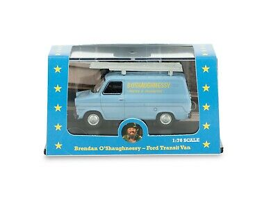 Only Fools And Horses Brendan O'Shaughnessy Transit Van OXFORD DIECAST • 13.99£