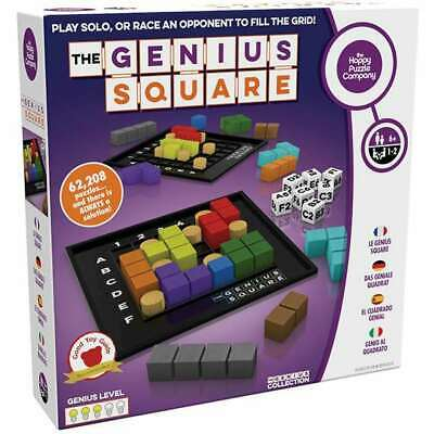 The Genius Square Family Puzzle Game For All Ages FREE 24HR SHIPPING • 18.99£