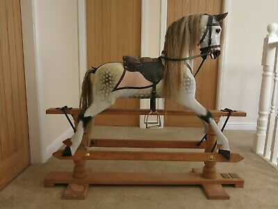 Stevenson Bros Rocking Horse. Used Vintage 1989 In Good Condition • 2,000£