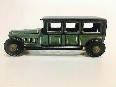 Hammerer & Kuhlwein Germany Penny Toy Type 1920's Limousine • 70£