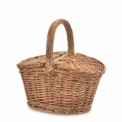 Egmont Kids Wicker Picnic Basket • 21.10£