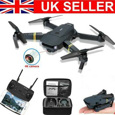 Drone X Pro WIFI FPV 4K HD Camera Foldable Selfie RC Quadcopter Wide Angle Gift • 24.99£