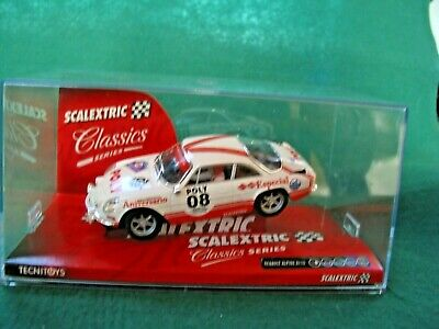 Scalextric Spain 6352 Renault Alpine A110 Poly - Spanish Issue Only  Bnib  • 59.99£
