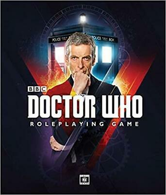 Dr Who Roleplaying Game • 23.99£