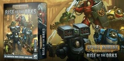 Space Marine Adventures Rise Of The Orks • 58£