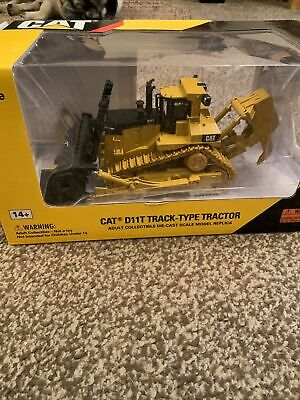 Cat D11t Track-type Tractor Adult Collectible Die Cast Scale Model Replica 1;50 • 69.99£