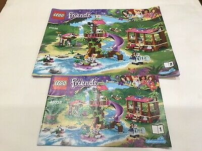 Lego Friends 41038 INSTRUCTION MANUALS ONLY • 4.95£