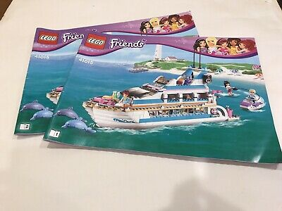 Lego Friends 41015 INSTRUCTION MANUALS ONLY • 6.95£