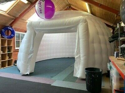 Inflatable Dome Honeycomb Pattern 7m Diameter • 1,500£