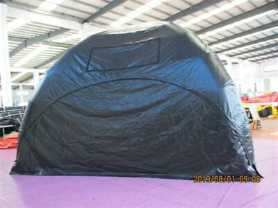 6m Black Inflatable Event Station  • 995£