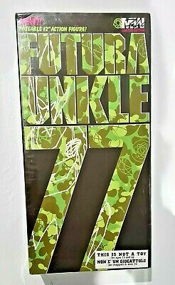 Medicom X Futura Unkle 77 Pointman 12  Figure - New & Sealed • 225£