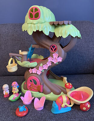 ELC Happyland Forest Fairy Treehouse. Very Good Condition. • 2.40£