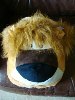 LION  Big Foot - Feet Warmer - Plush - New • 5£