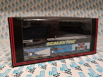 Scalextric Reproduction Car Box For 80's +>  + Insert, Label & Fixing Screw • 5.95£