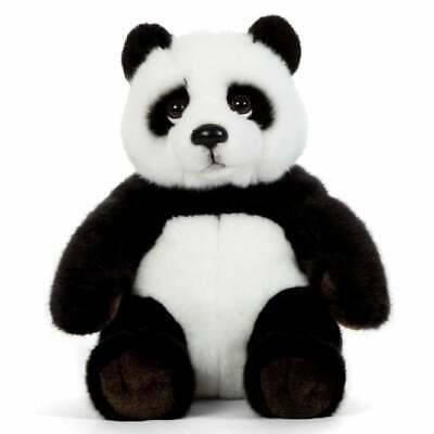 Living Nature Panda Sitting Soft Toy 23cm • 26.80£