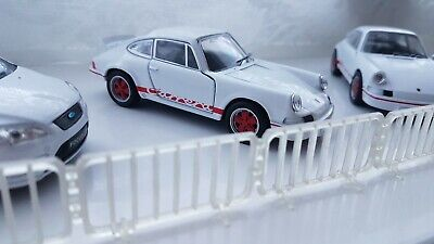 20x 1:43 Fence Barriers Realism Detail For Your Model Garage Neo Norev IXO Spark • 14.99£