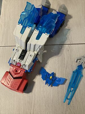 Transformers Robots In Disguise Power Surge Optimus Prime - H18 • 15£