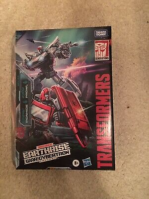 Transformers War For Cybertron Earthrise Autobot Alliance Ironhide And Prowl • 11.50£