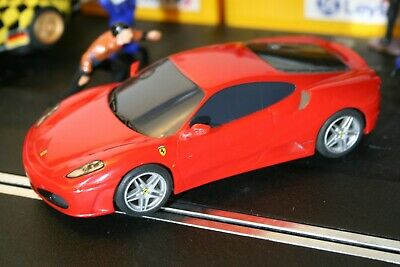 SCALEXTRIC Digital DPR Fitted Ferrari F430 Red Very Good Condition Quick Postage • 24.99£