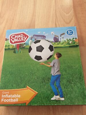 Brand New Chad Valley Giant Inflatable Football • 0.99£