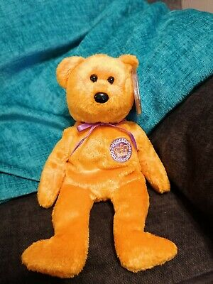 'Celebrations' The Queens Golden Jubilee Beanie Baby RARE!  • 5£